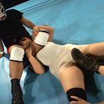 男女のMIX試合が凌辱プロレスとなってしまい観客も大興奮!