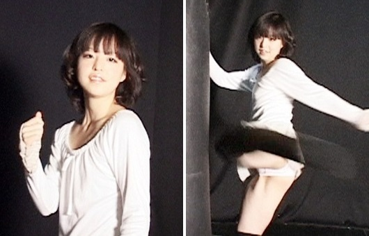 女格闘家優勢逆転敗北強姦 犯される美少女アイドル空手家の月嶋音羽