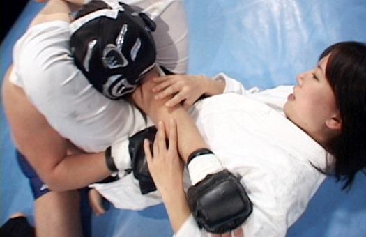 女格闘家優勢逆転敗北強姦4 アイドル柔道家・加納柔を犯し尽くす