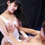 人気AV女優みづなれい&甲斐ミハル参戦!BFシリーズ SEXプロレスファイト6
