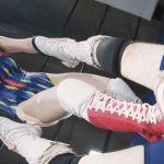美人プロレスラー成宮ありあ「NEW格闘フェチ男女プロレス対決」動画配信中!
